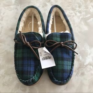 NWT JCrew House Slippers